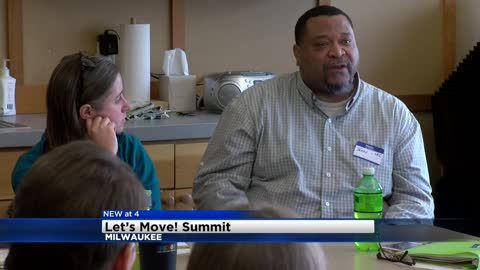 "YMCA of Metro Milwaukee kicks off their ""Let's Move!"" summit"